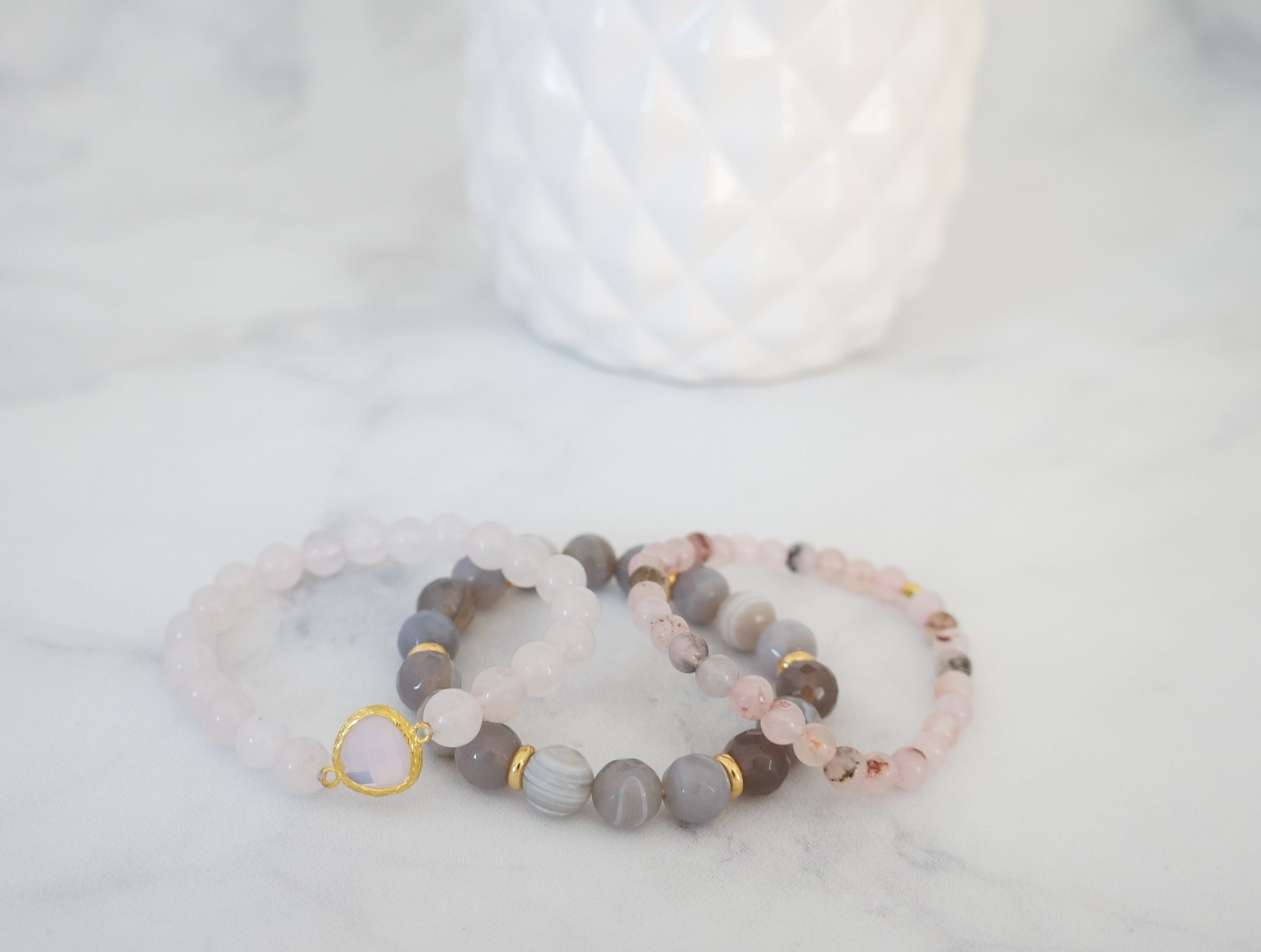 Transcend Stack - Carolyn Hearn Designs