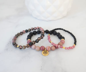 Encourage Stack - Carolyn Hearn Designs
