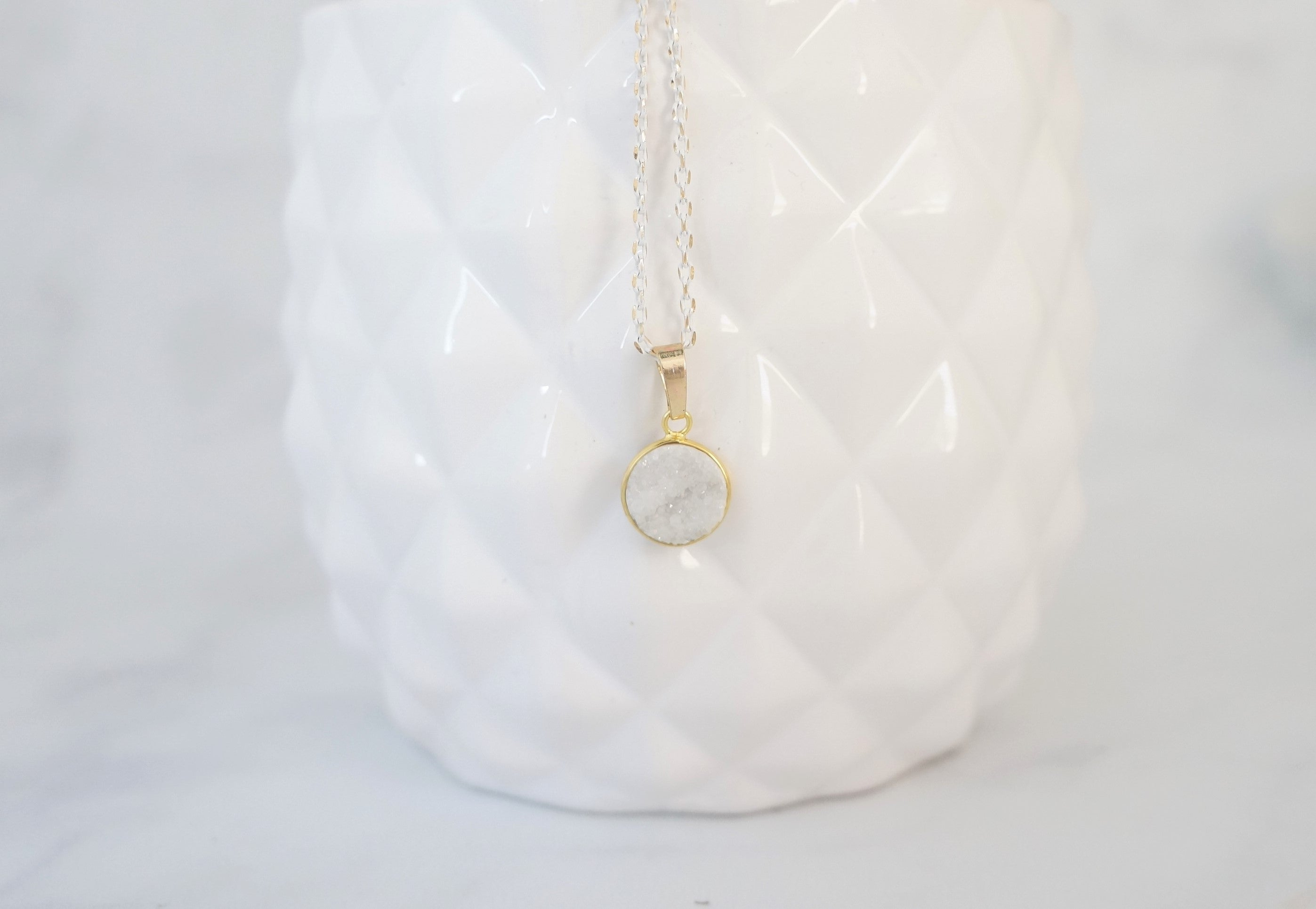 Mindful Necklace - Carolyn Hearn Designs