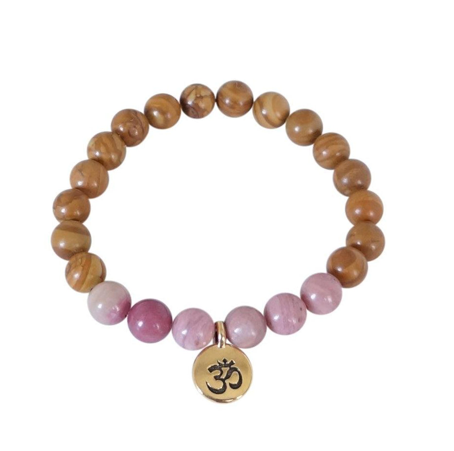 Love Om Bracelet - Carolyn Hearn Designs