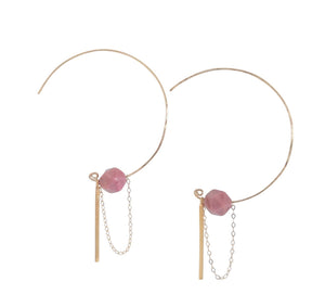 Worthy Earrings - Carolyn Hearn Designs
