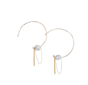 Pure Earrings - Carolyn Hearn Designs