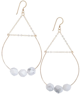 Pure Hoop Earrings - Carolyn Hearn Designs