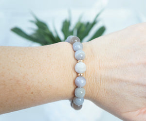 Peaceful Mala Bracelet - Carolyn Hearn Designs