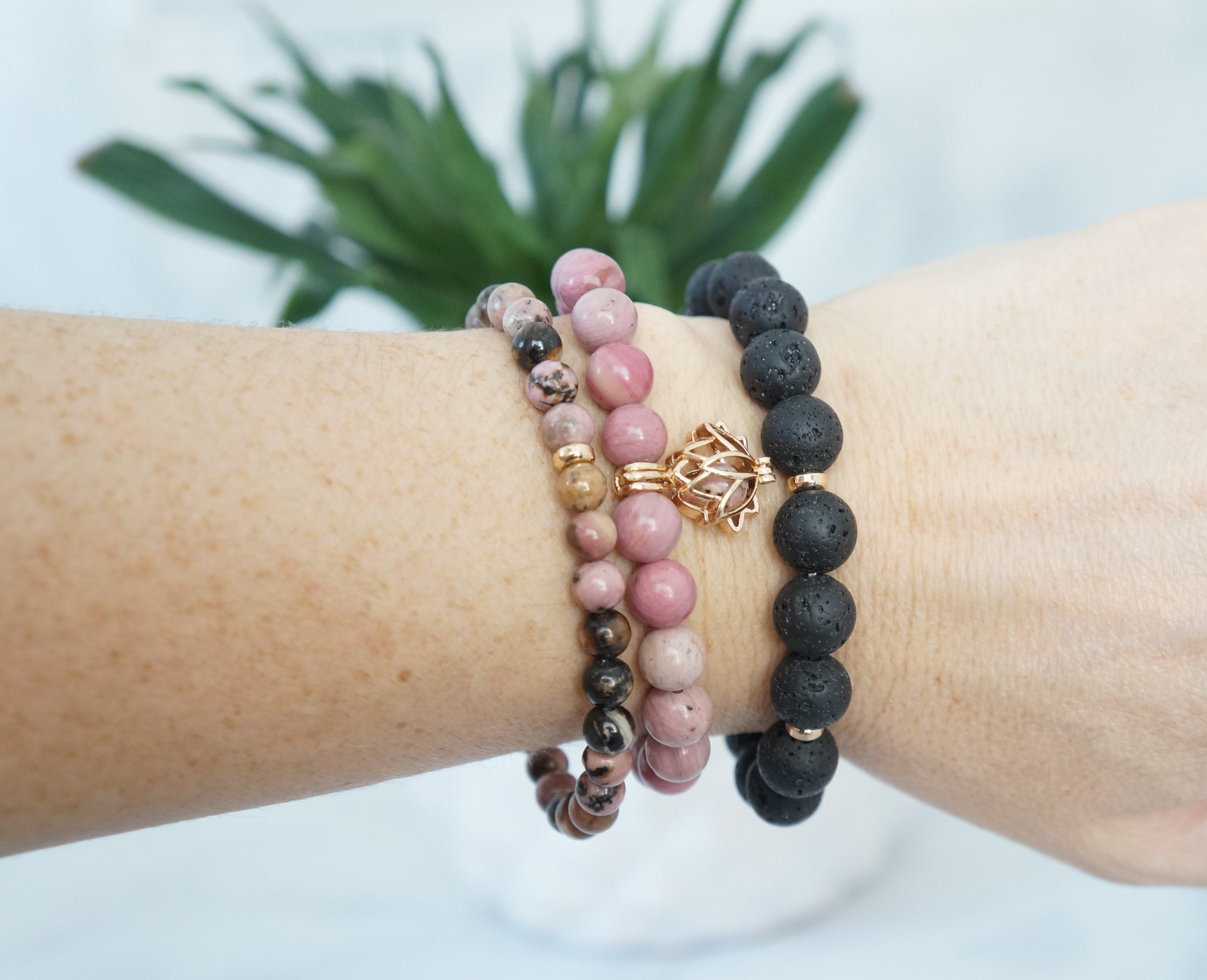 Essential Oil Blossom Stack - Carolyn Hearn Designs