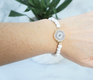 Calm Bracelet - Carolyn Hearn Designs