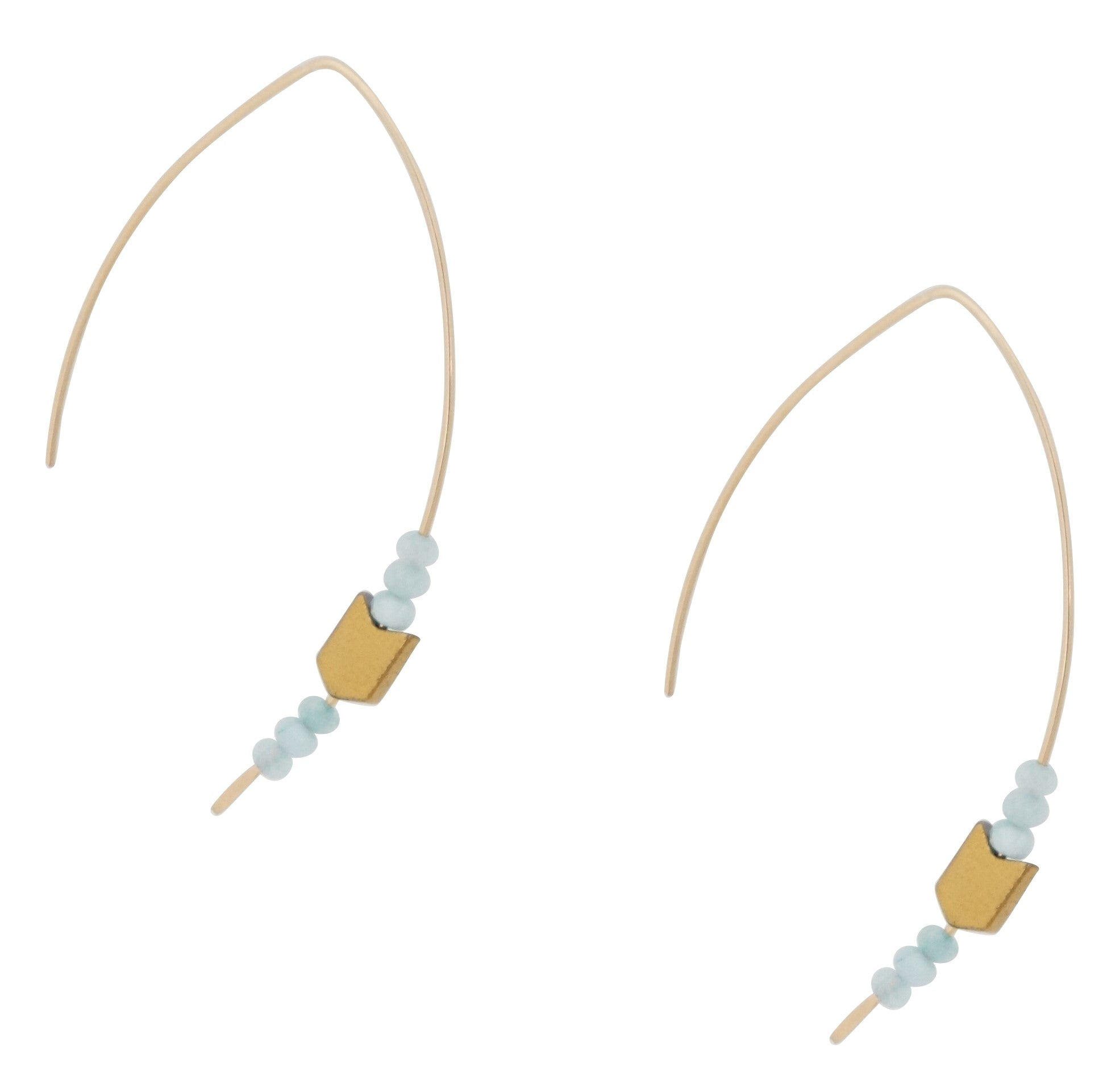 Find Your Way Earrings - Carolyn Hearn Designs