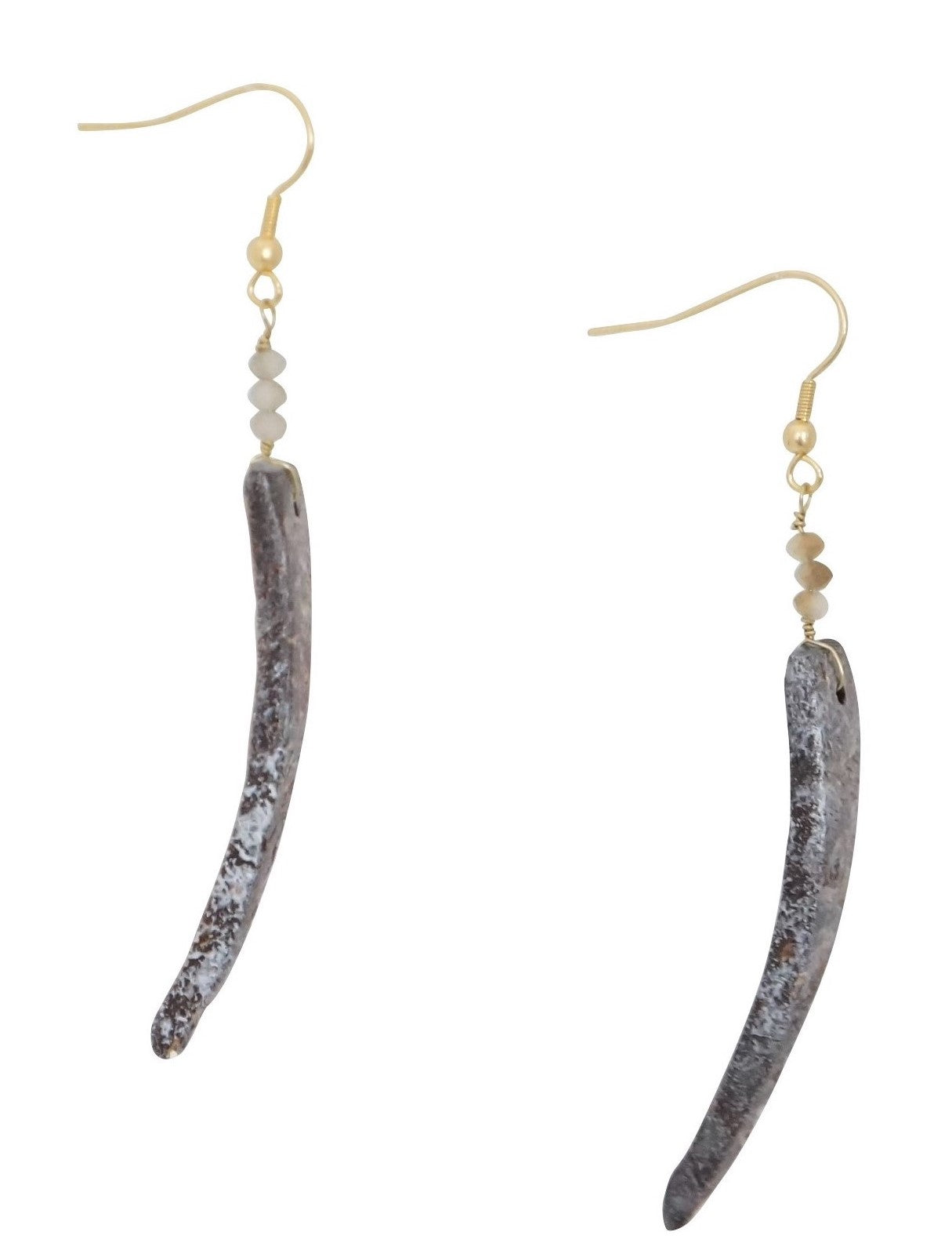 Warrior Earrings - Carolyn Hearn Designs
