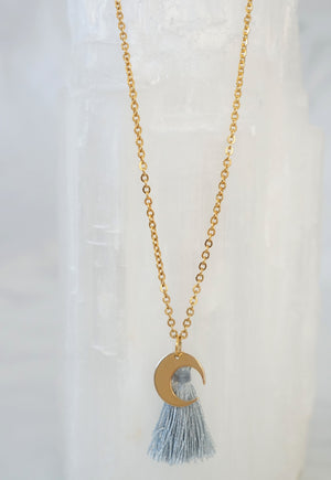 Lunar Necklace - Carolyn Hearn Designs