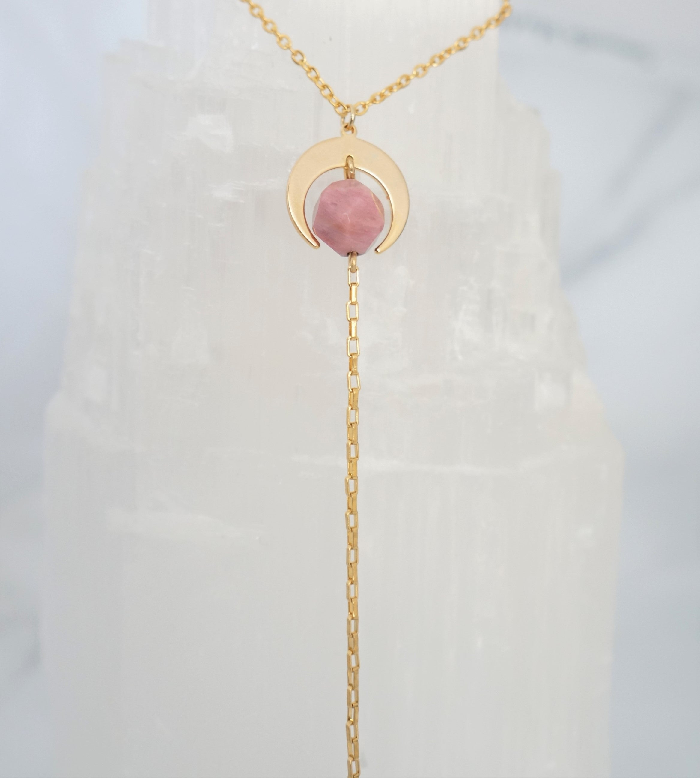 Worthy Lariat Necklace
