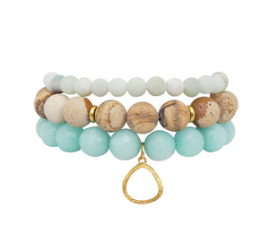 Energy Balance Stack - Carolyn Hearn Designs