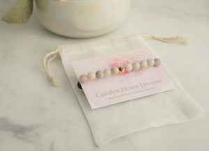 Harmony Essential Oil Bracelet