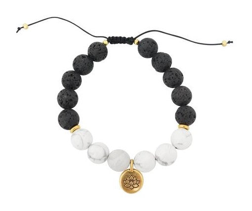 Essential Oil Focus Bracelet - Carolyn Hearn Designs
