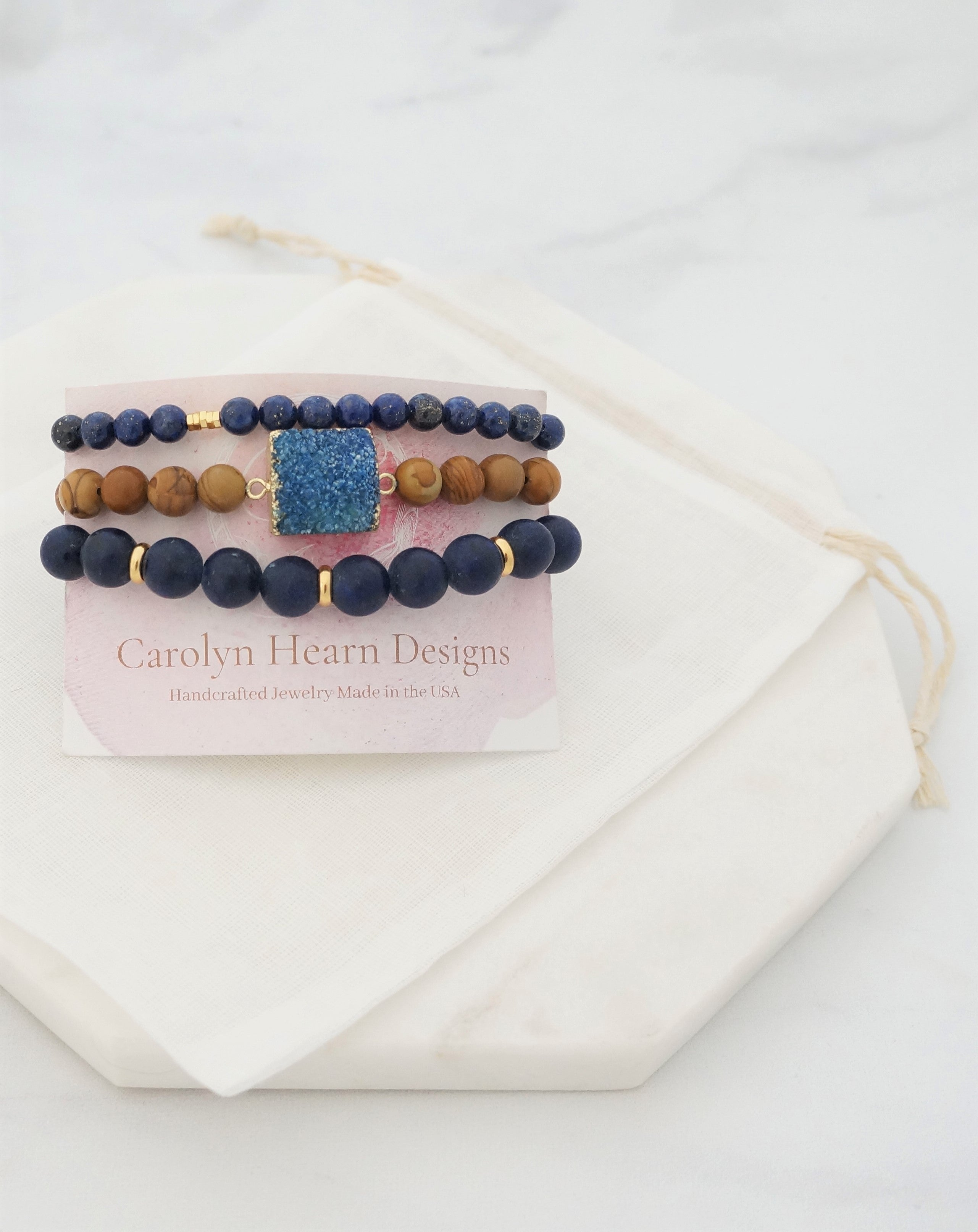 Wise Stack - Carolyn Hearn Designs