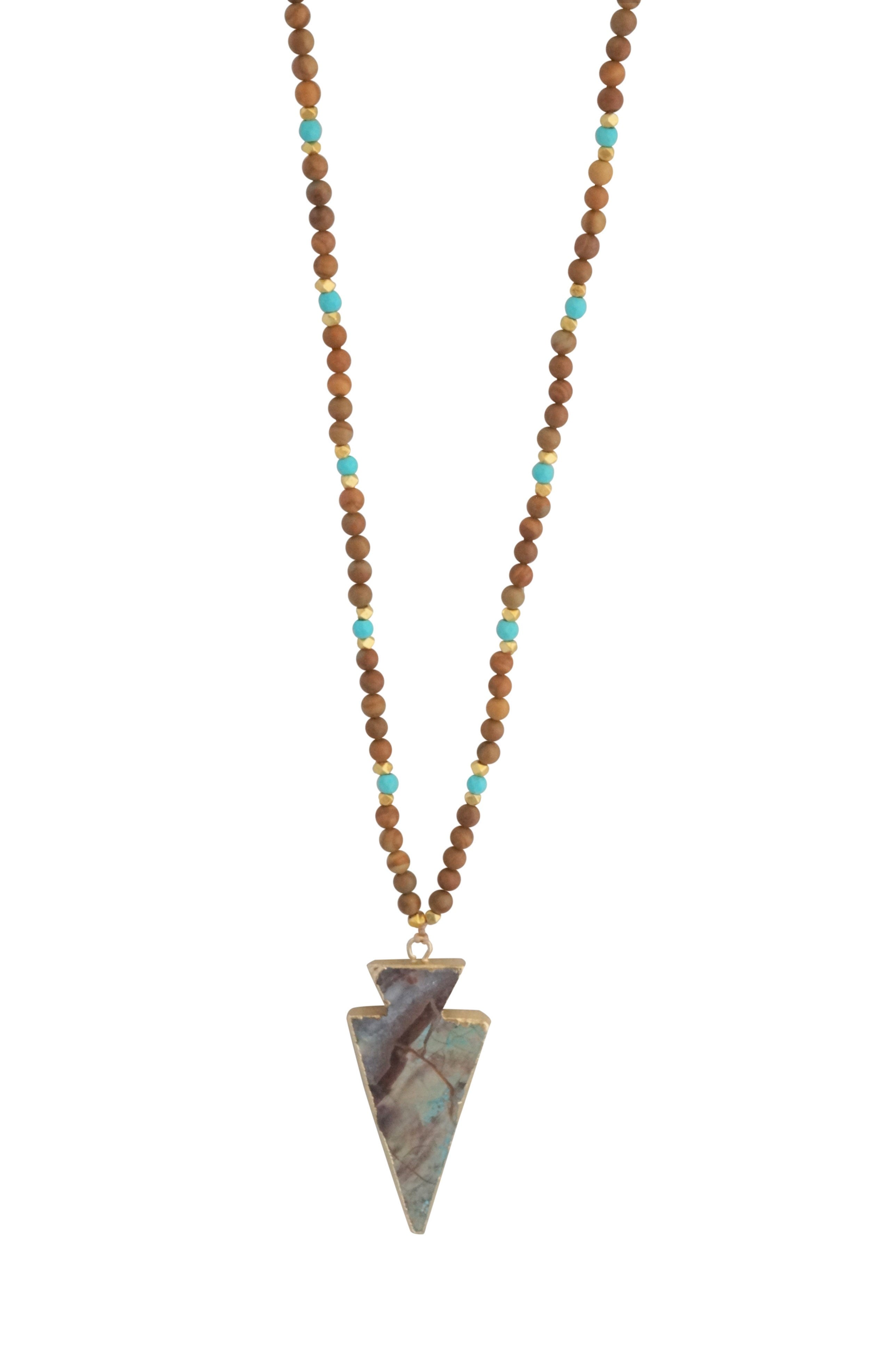 Patience Necklace - Carolyn Hearn Designs