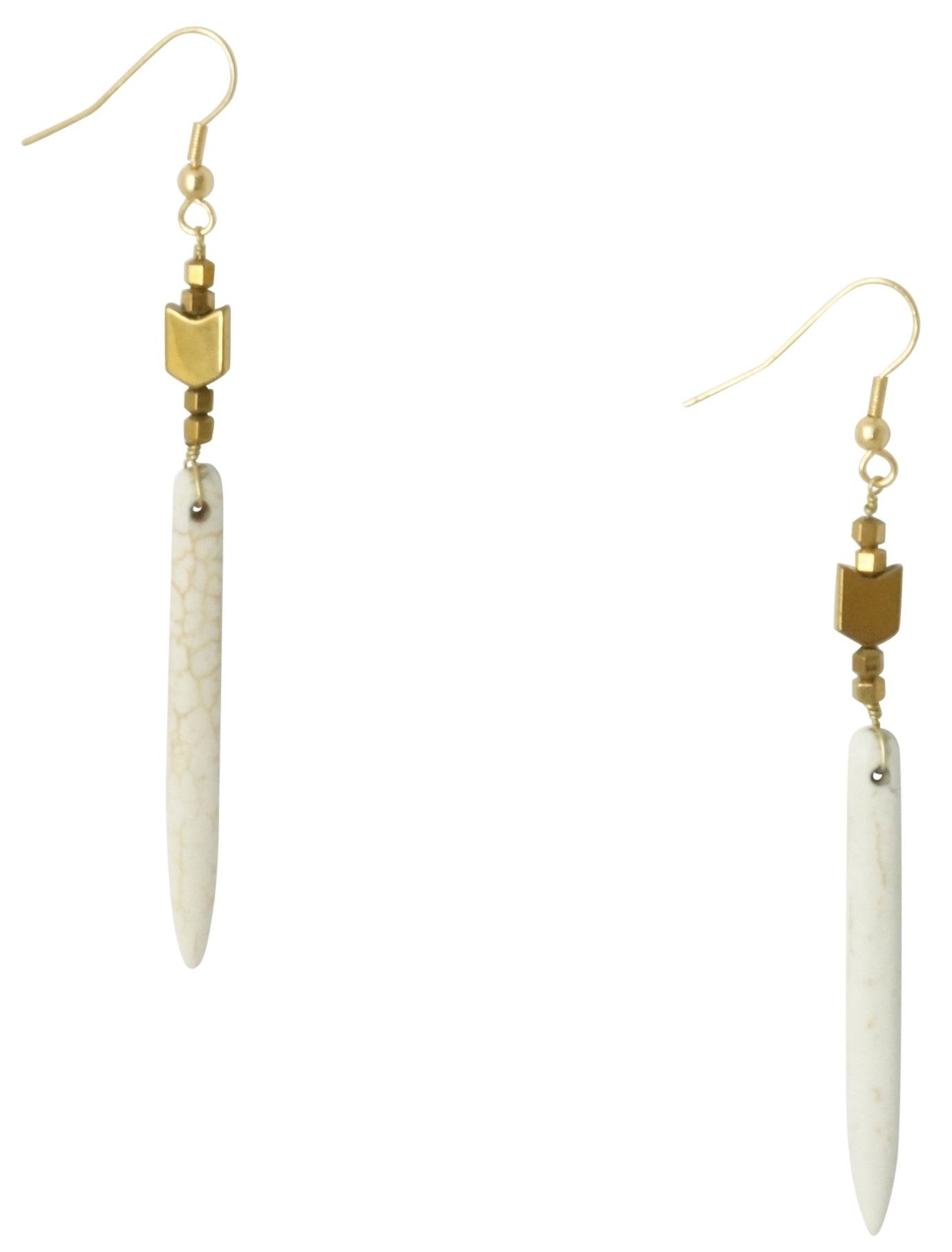 Patience Earrings - Carolyn Hearn Designs