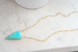 Vitality Necklace - Carolyn Hearn Designs