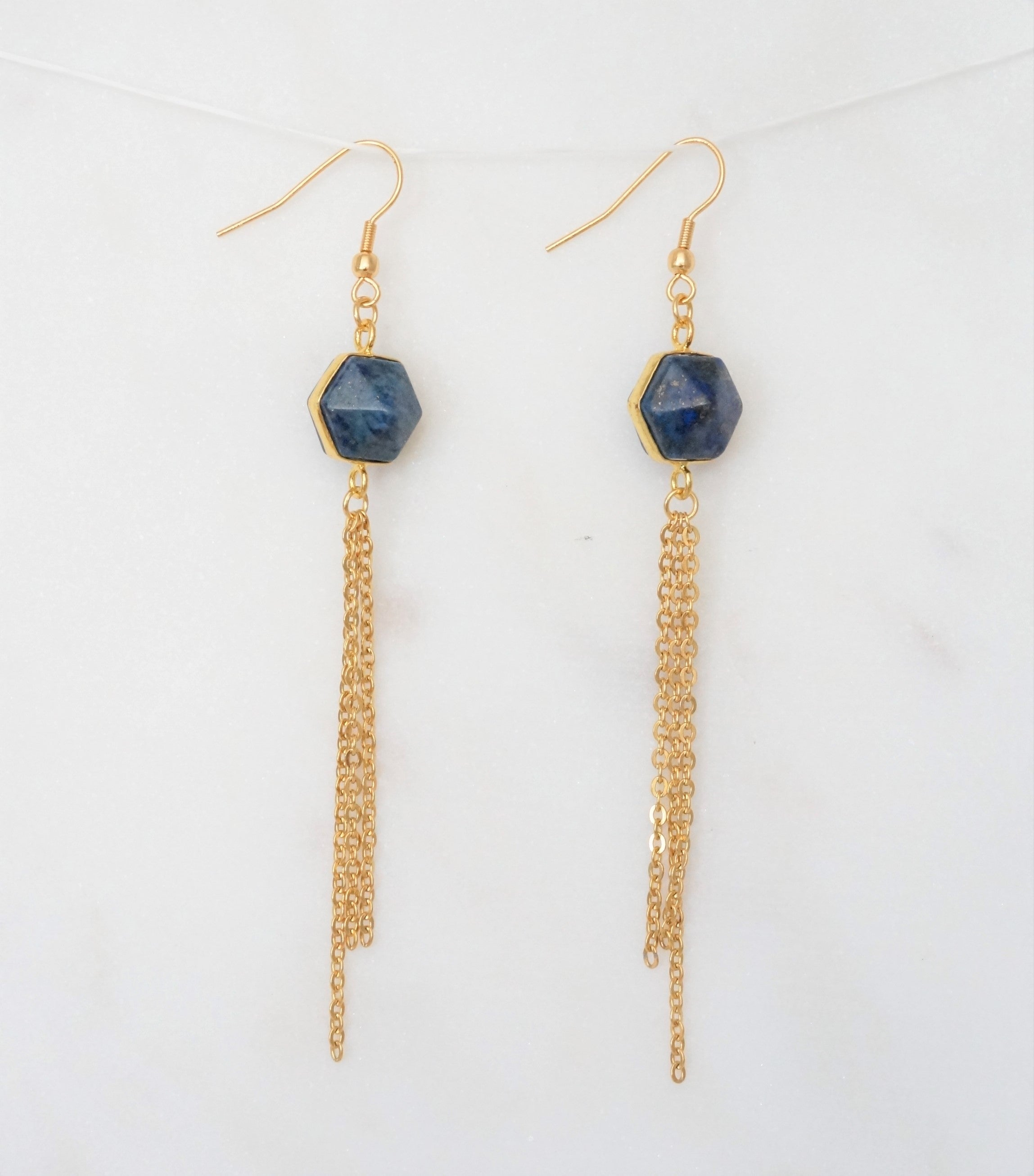 Connection Earrings - Carolyn Hearn Designs