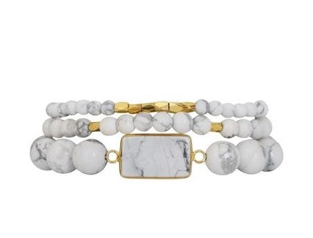 Enlightened Stack - Carolyn Hearn Designs