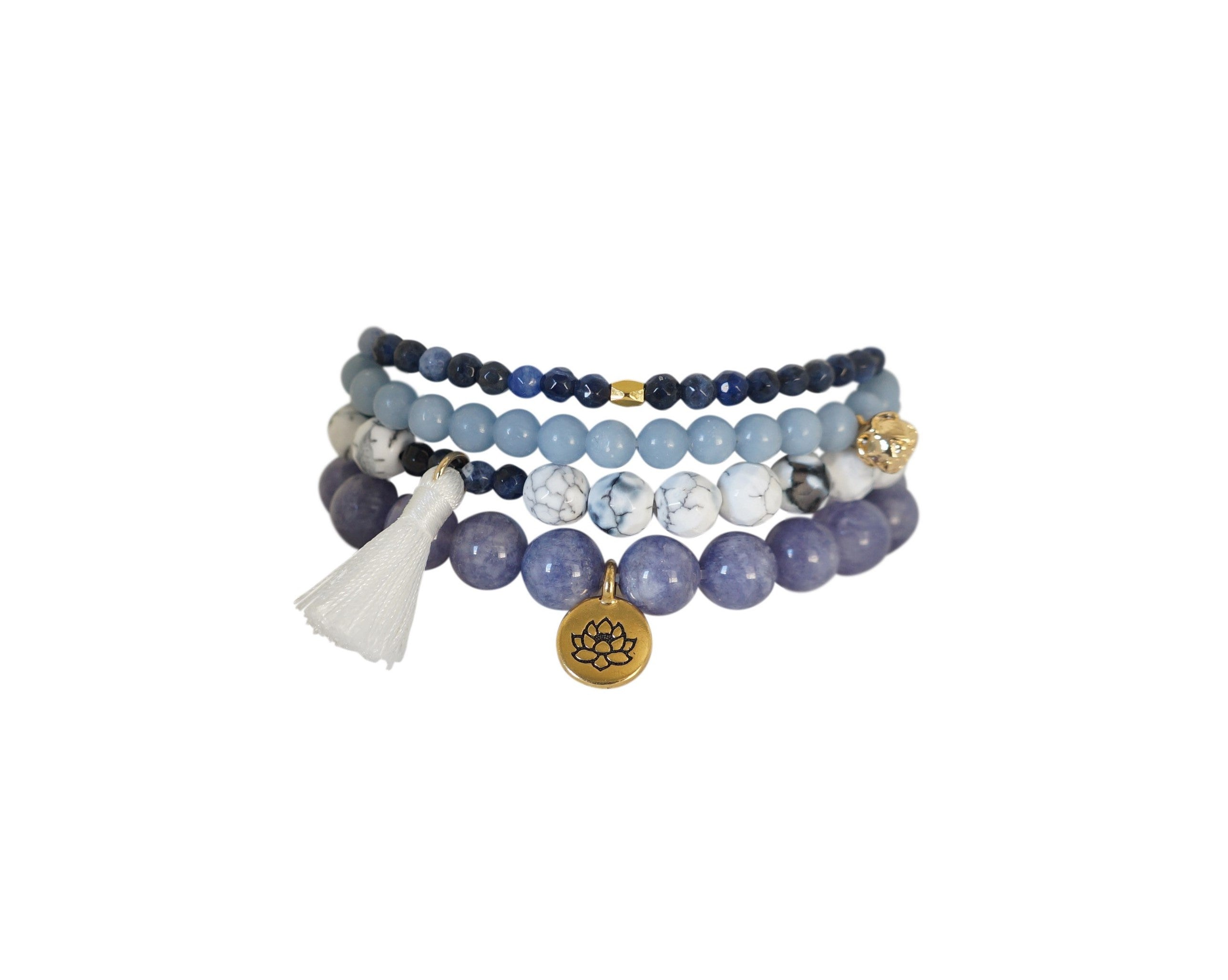 Tranquility Stack - Carolyn Hearn Designs