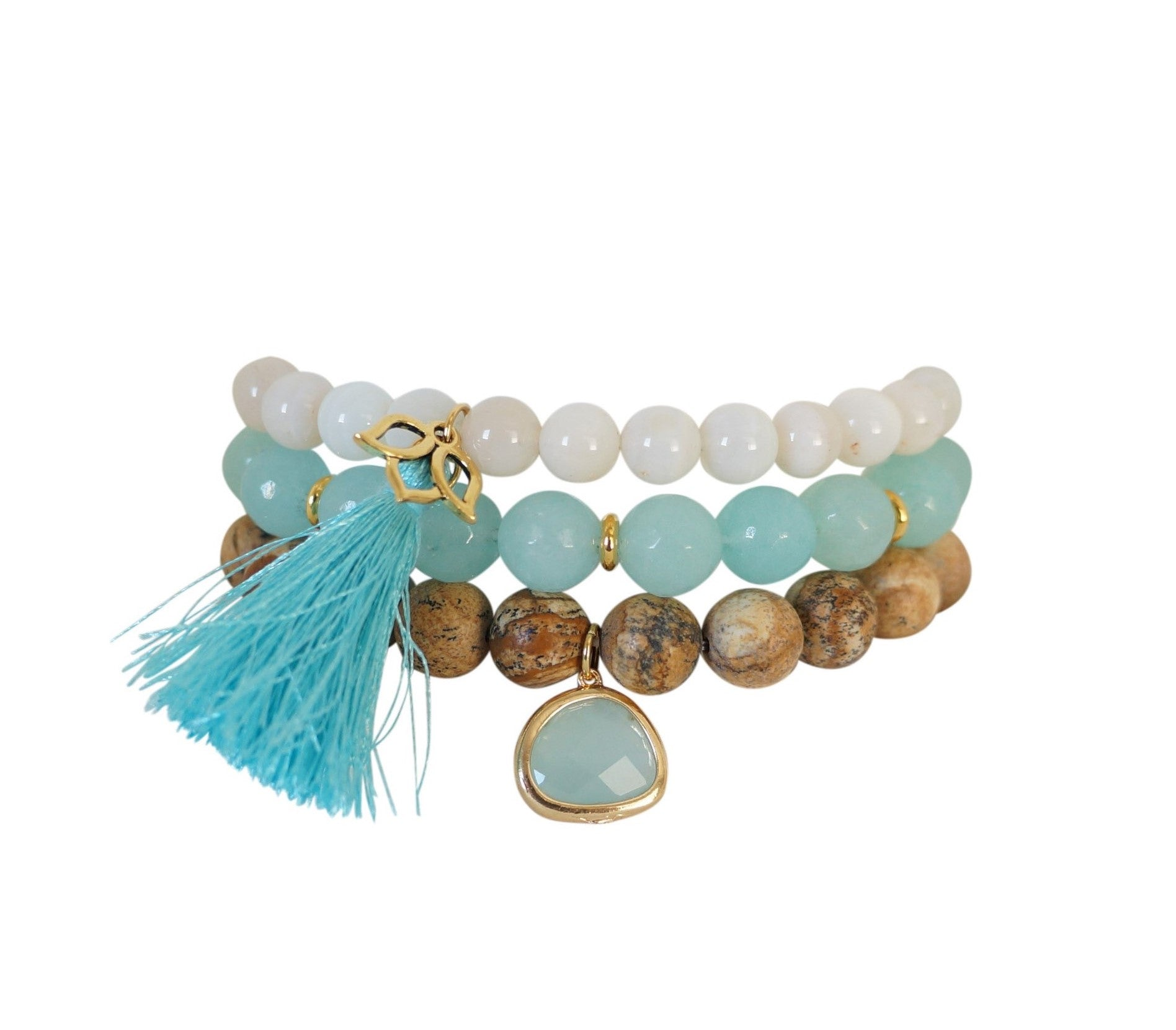 Energy Soothing Stack - Carolyn Hearn Designs