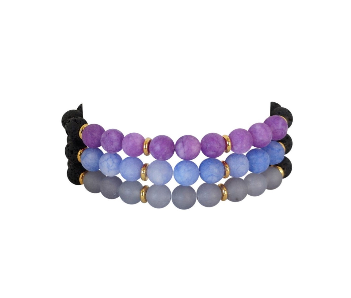 Vibrant Stack - Carolyn Hearn Designs