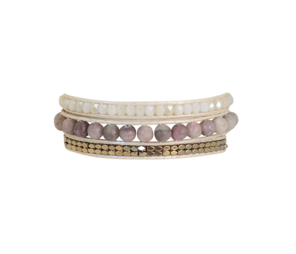 Transcend Bracelet - Carolyn Hearn Designs
