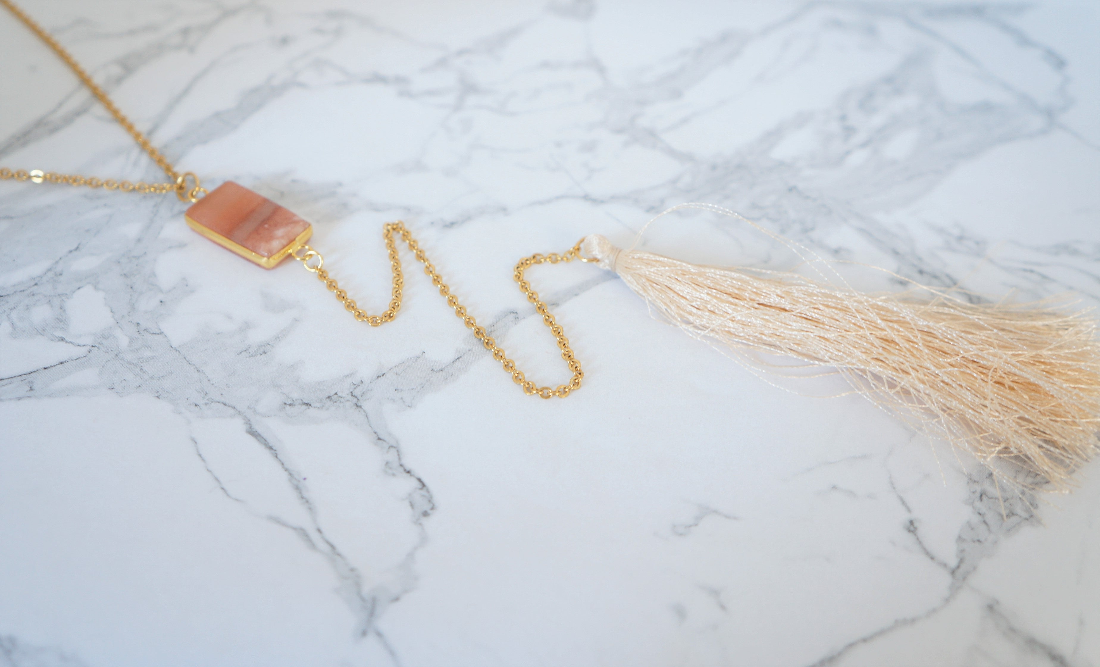 Flow Necklace - Carolyn Hearn Designs