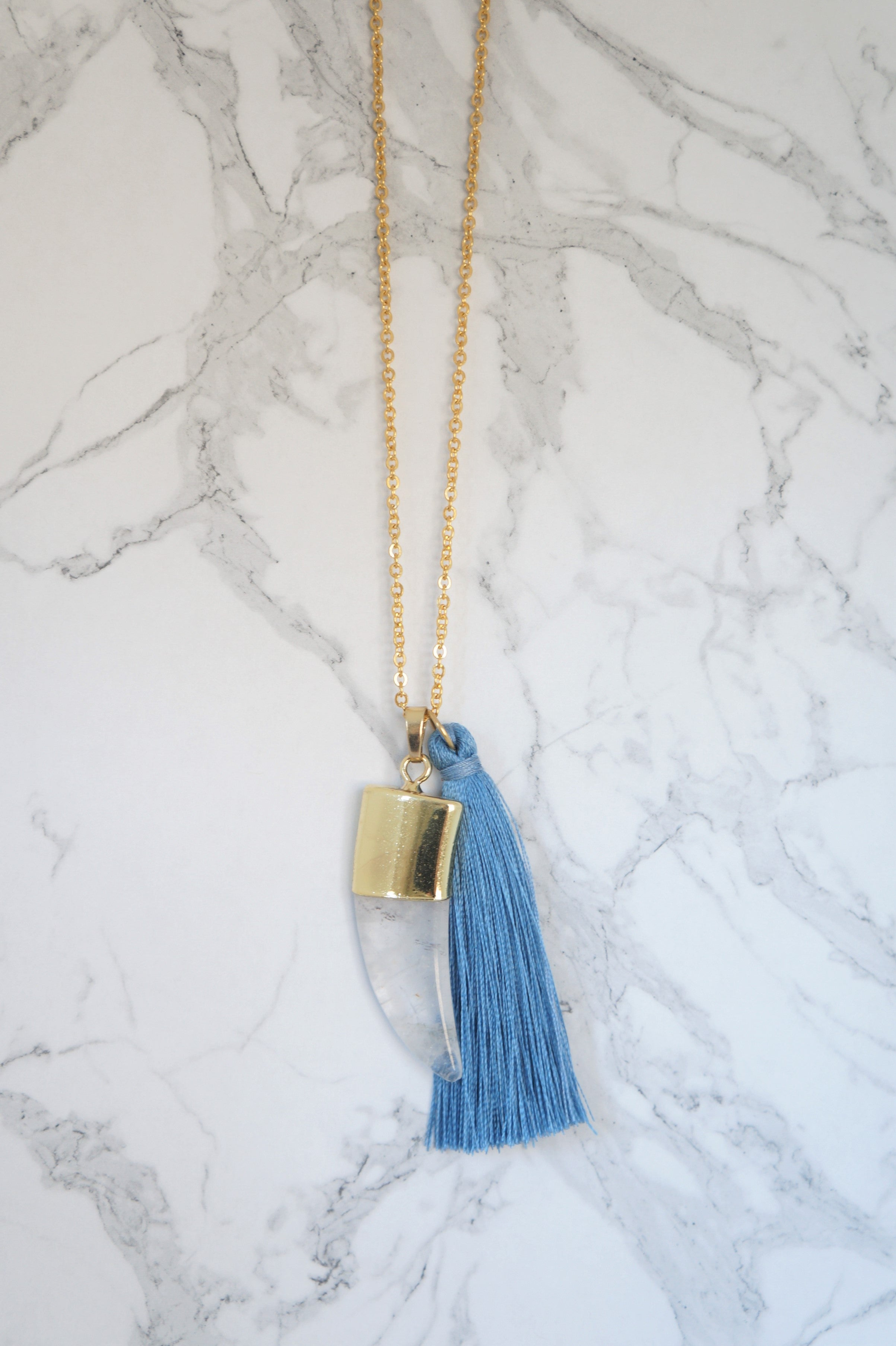 Trust Necklace - Carolyn Hearn Designs