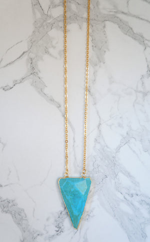 Strength Necklace - Carolyn Hearn Designs