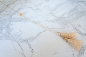 Peaceful Necklace - Carolyn Hearn Designs
