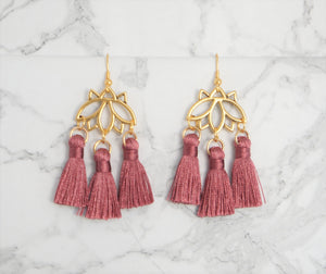 Bloom Earrings - Carolyn Hearn Designs