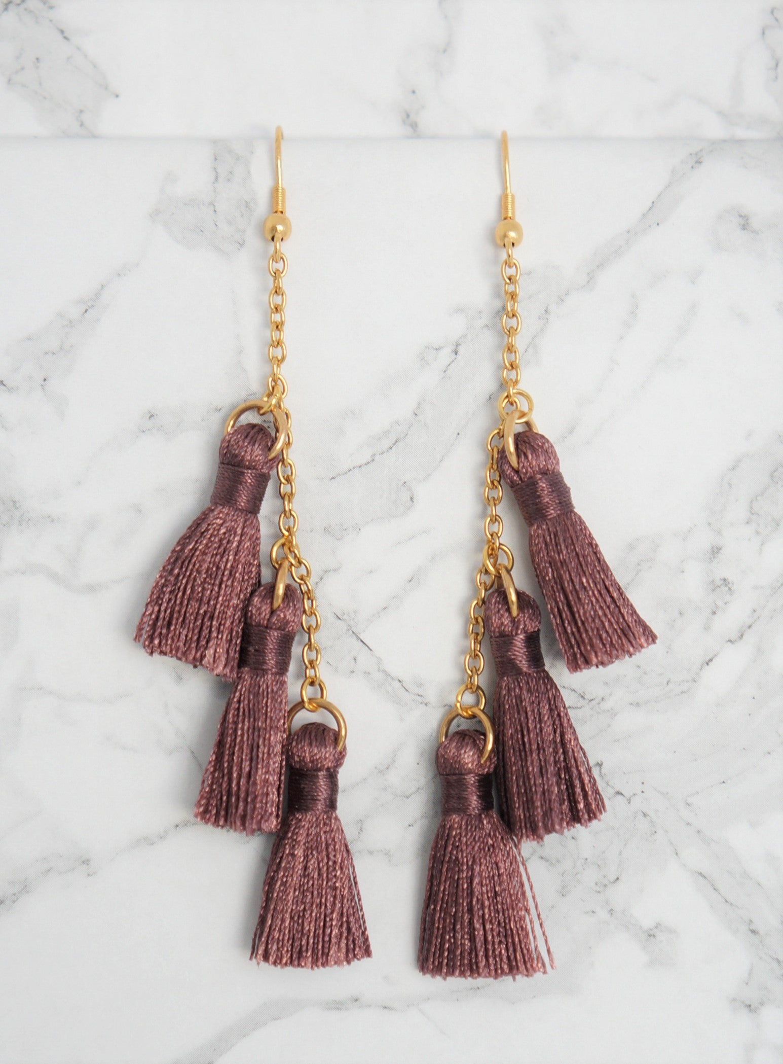 Divine Earrings - Carolyn Hearn Designs