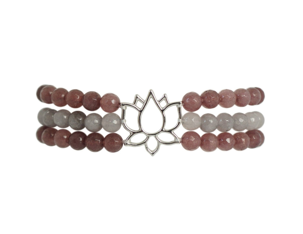 Divine Lotus Bracelet - Carolyn Hearn Designs
