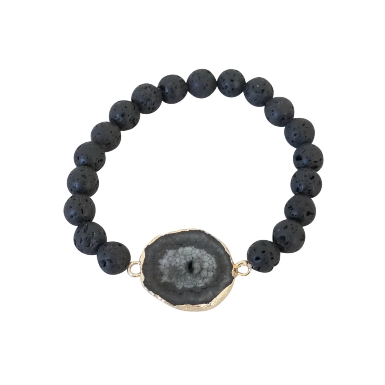 Essential Oil Power Bracelet - Carolyn Hearn Designs
