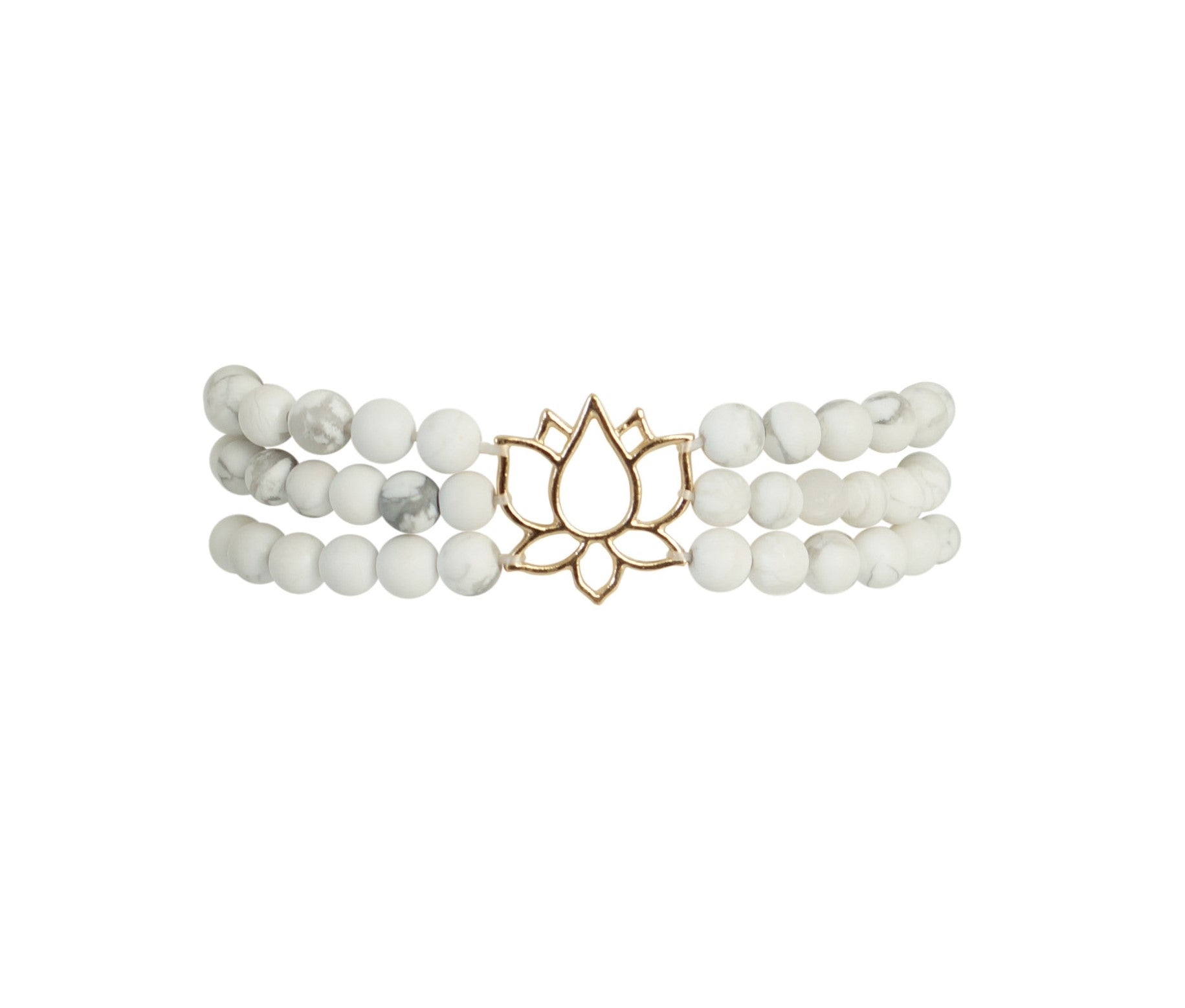 Pure Lotus Bracelet - Carolyn Hearn Designs