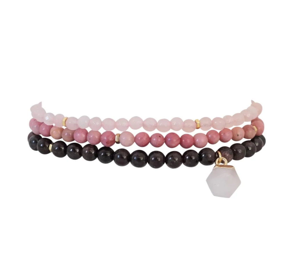 Devotion Bracelet Stack - Carolyn Hearn Designs