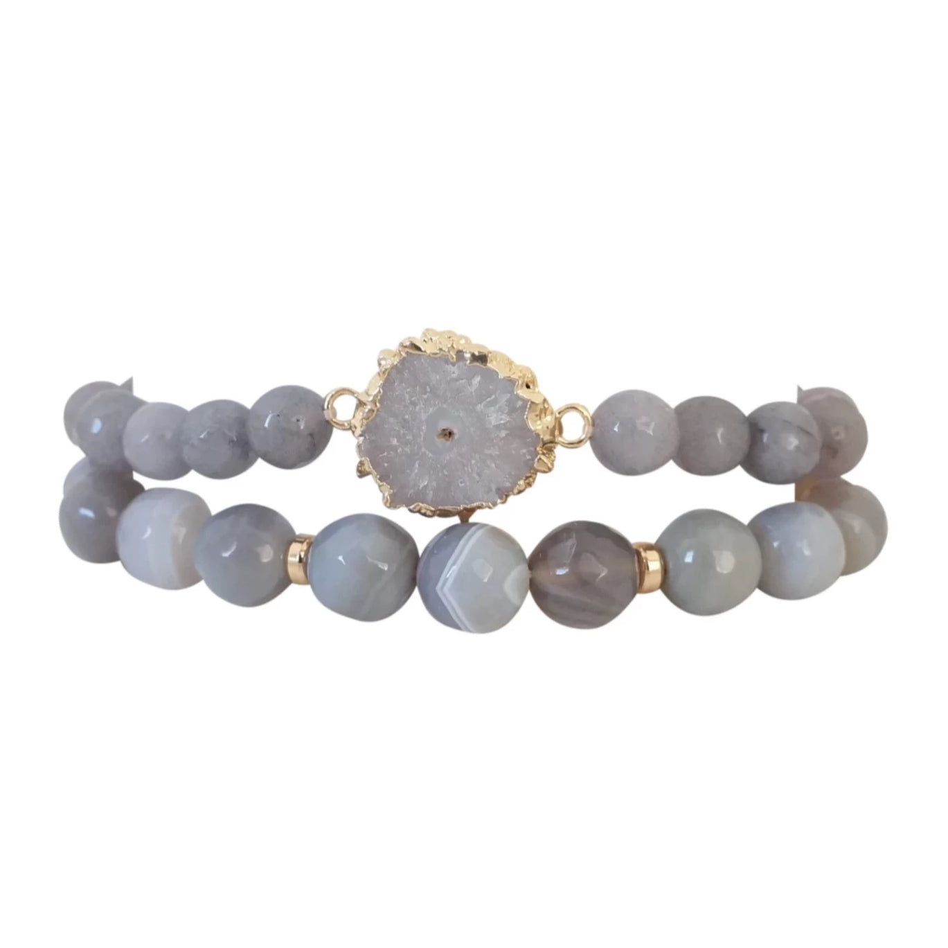 Tranquil Bracelet Stack - Carolyn Hearn Designs