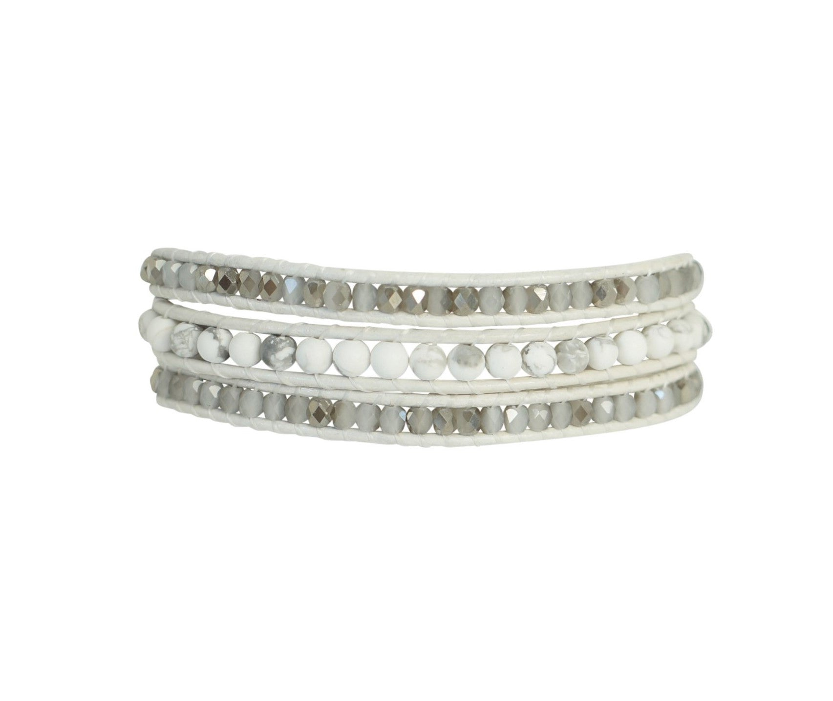 Clarity Wrap Bracelet - Carolyn Hearn Designs