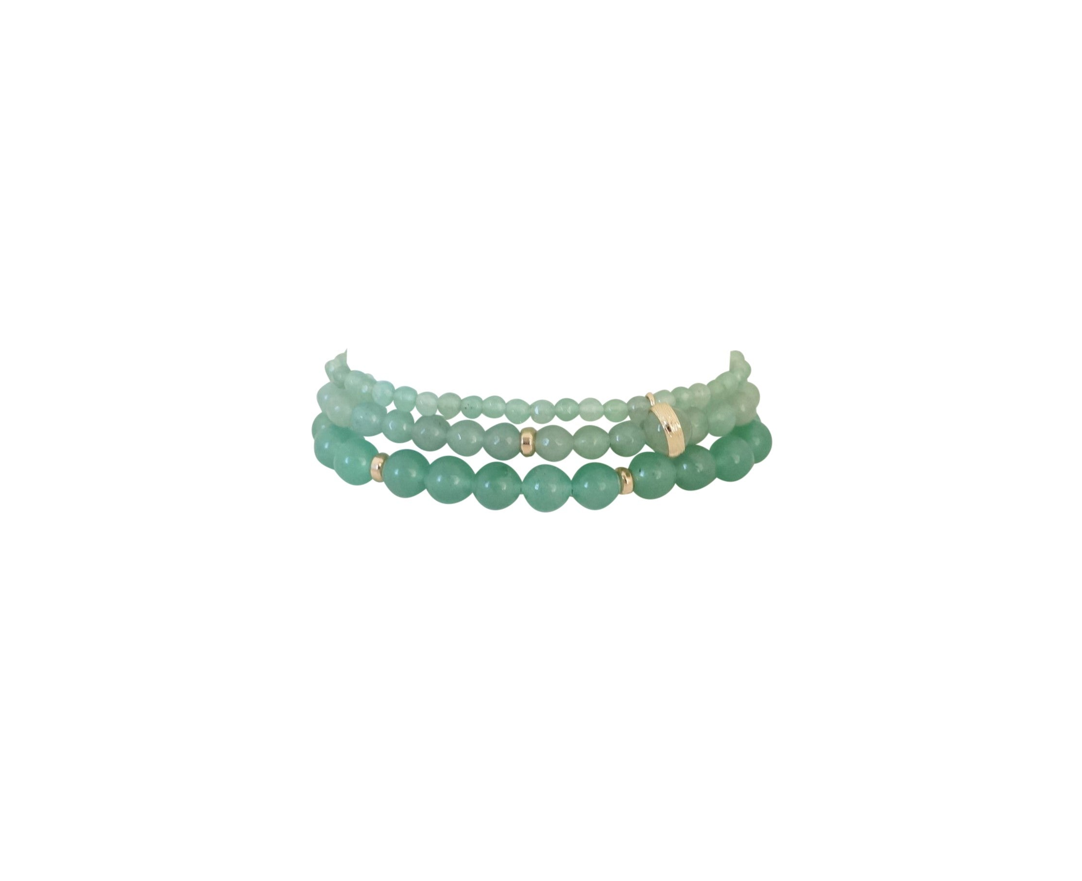 Prosperity Bracelet Stack - Carolyn Hearn Designs