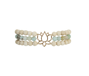 Healing Lotus Bracelet - Carolyn Hearn Designs
