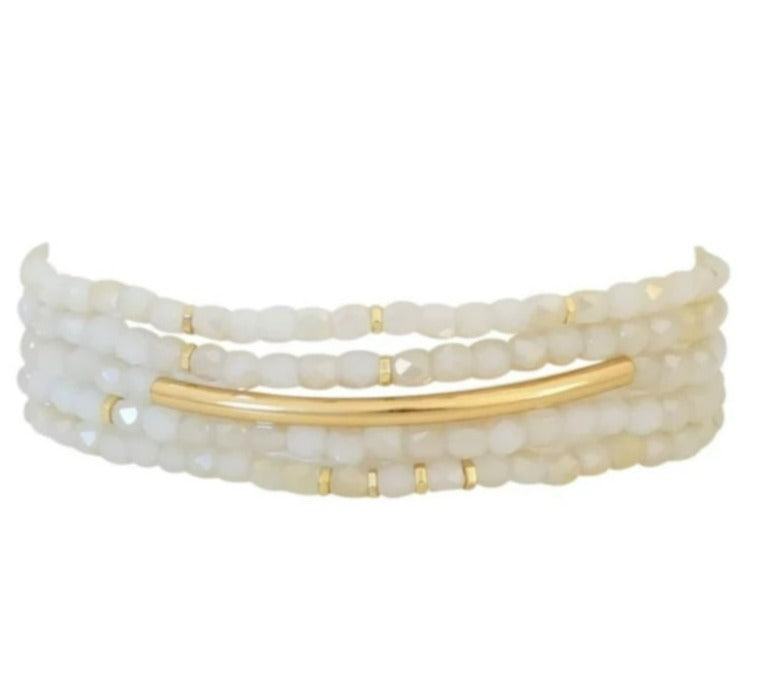 Insight Bracelet Stack - Carolyn Hearn Designs