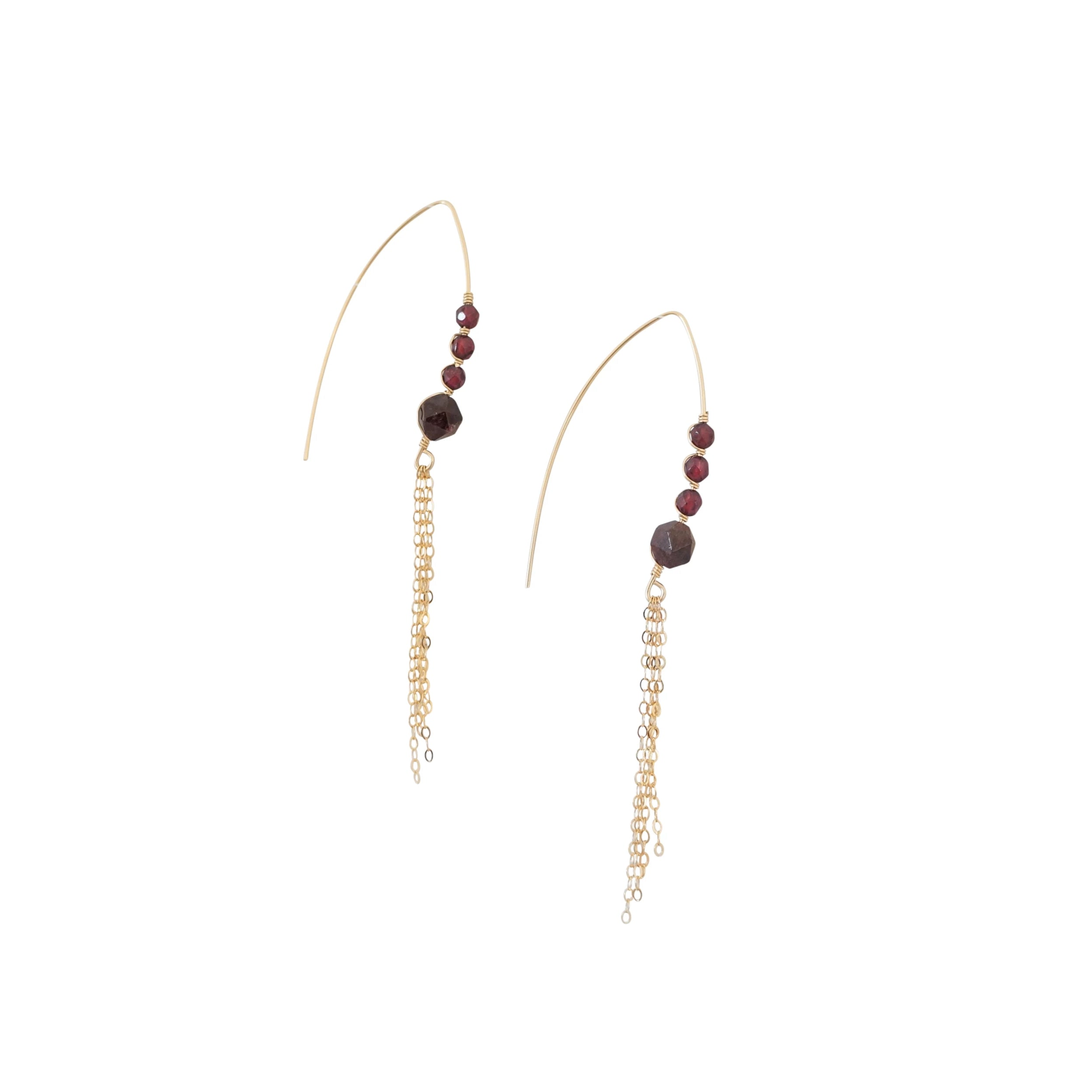 Affinity Earrings - Carolyn Hearn Designs