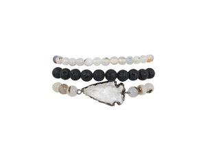 Warrior Stack - Carolyn Hearn Designs