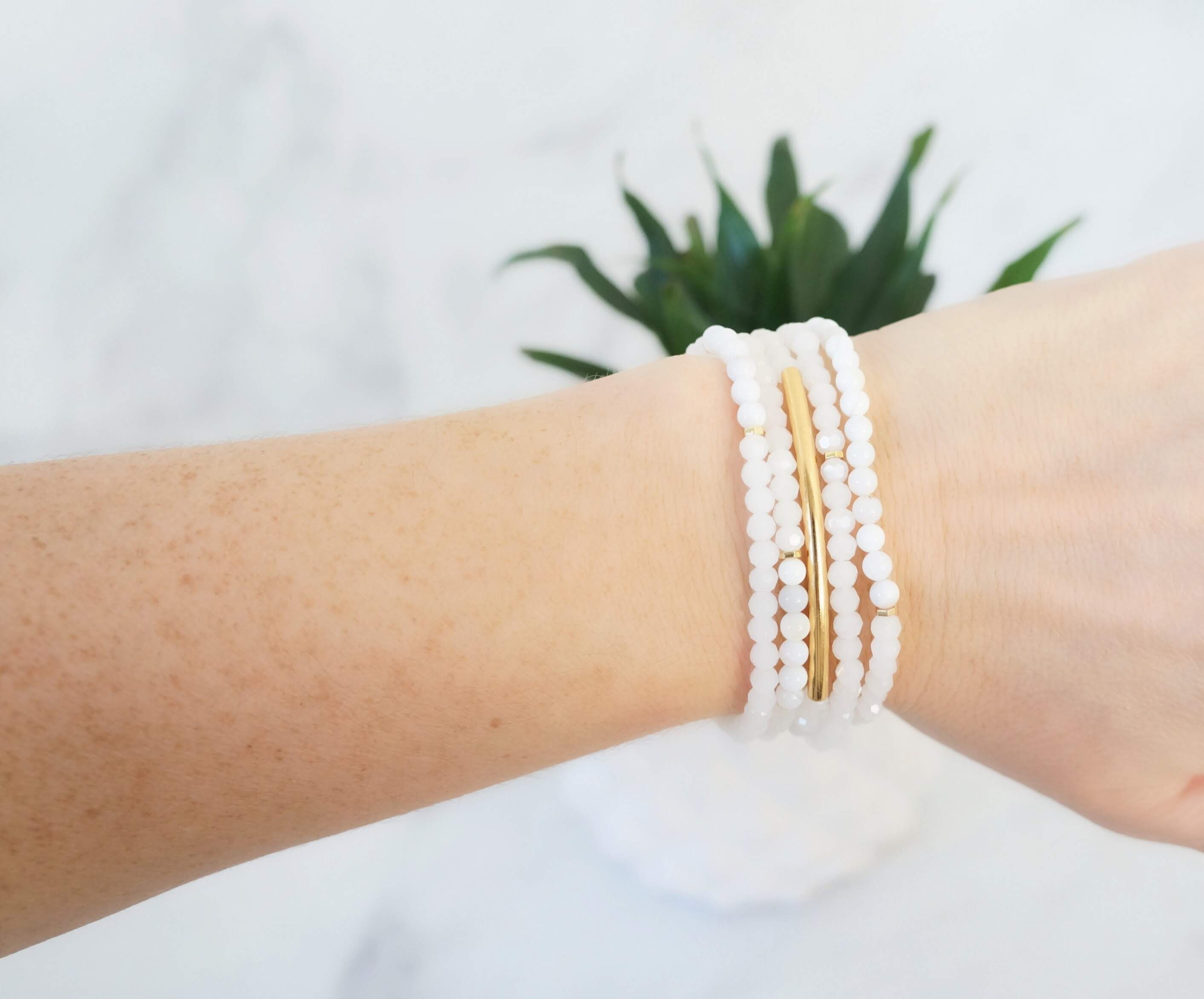 Inspiration Bracelet Stack - Carolyn Hearn Designs