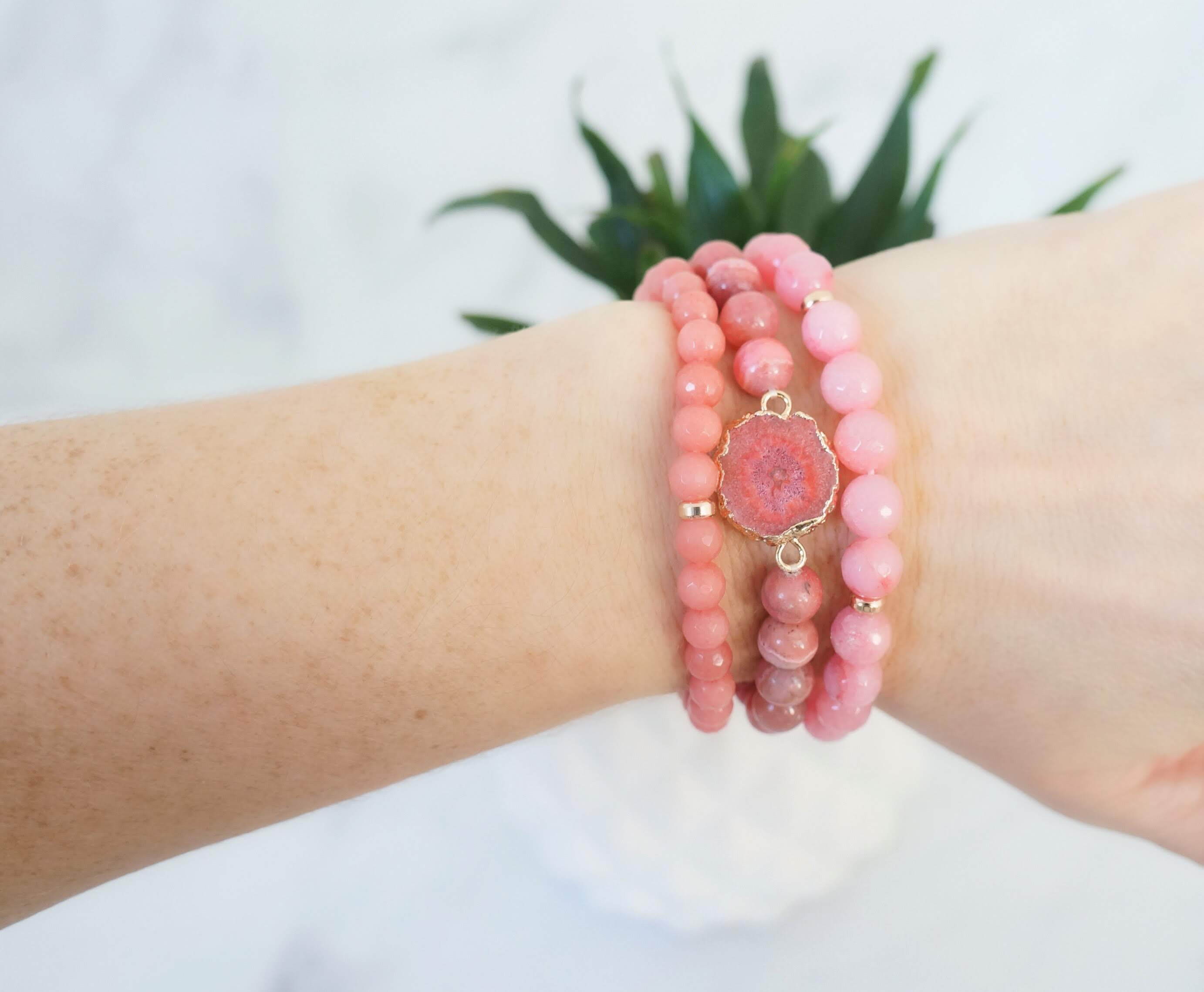 Intuitive Bracelet Stack - Carolyn Hearn Designs