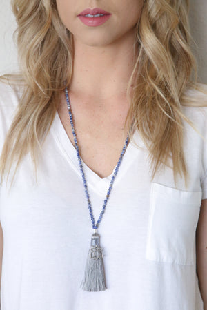 Balanced Necklace - Carolyn Hearn Designs