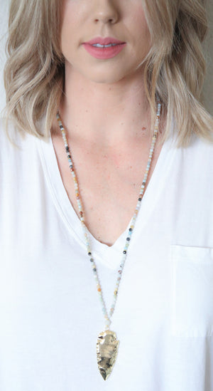 Inspire Necklace - Carolyn Hearn Designs