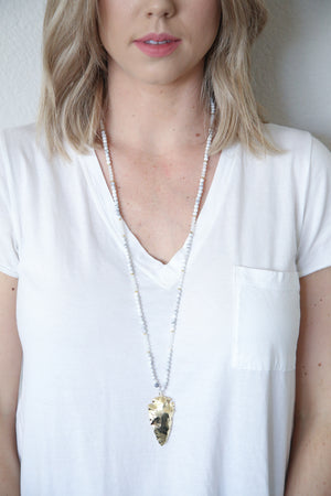 Content Necklace - Carolyn Hearn Designs