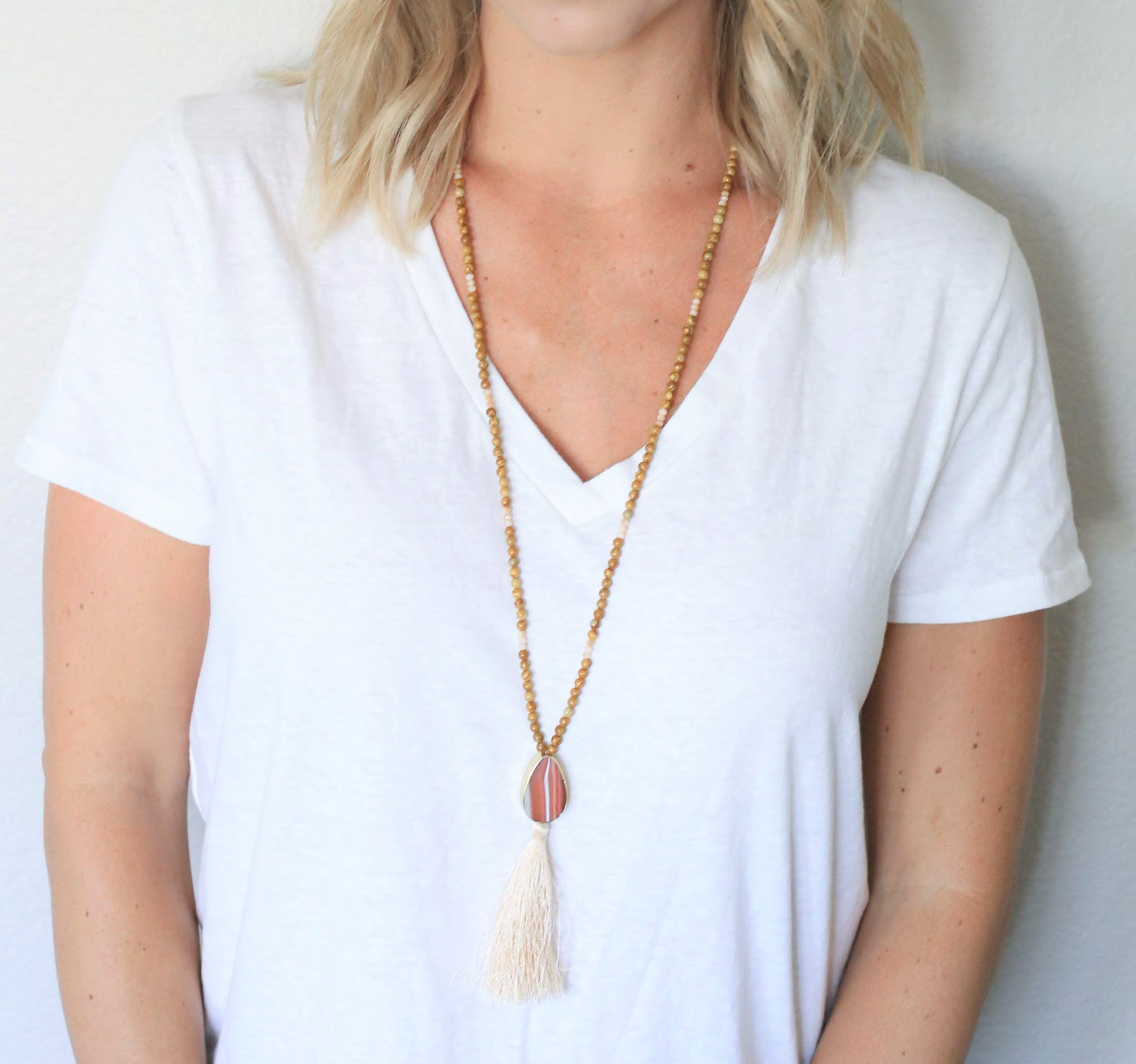 Element Necklace - Carolyn Hearn Designs